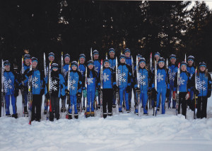 Bay Nordic Team photo